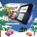 Adventskalender 2018 - Türchen 13: Nintendo 2DS inkl. Mario Kart 7 gewinnen