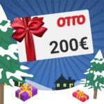 Adventskalender 2019 - Türchen 7: 200€ Gutschein für OTTO gewinnen