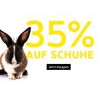 35% Rabatt auf Schuhe bei my-sportswear