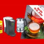 Media Markt zum Tag des Tees: Teekapselmaschinen, Wasserkocher und Tee-Zubehör zu Angebotspreisen