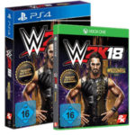 WWE-2K18