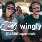 Wingly Mitflugzentrale