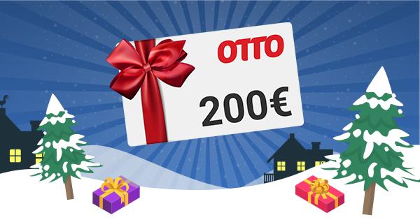 Adventskalender 2018 Türchen 7 200 Gutschein Für Otto Gewinnen