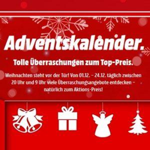 media markt adventskalender tag 1