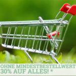 iloveveggie.de: 30% auf alles - ohne MBW