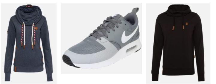 new concept 02491 7d2d6 About You Bis zu 50% Rabatt im Sale mit Marken wie Naketano, Nike uvm. +  20% Extra-Rabatt
