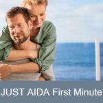 Schnäppchenpreise bei AIDA First Minute