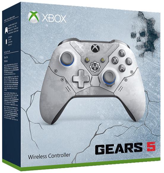 Gears 5 Controller