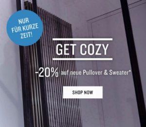 Pullover und Sweater