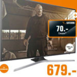 Saturn: Start-was-Wochen mit Start-Bonus, z.B. SAMSUNG 58'' UHD 4K SMART TV für 679€ + 70€ Coupon