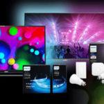 Saturn Nacht der Lichter mit Philips Ambilight-TVs und Philips Hue-Artikeln
