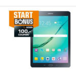 9.7 Zoll Android-Tablet (WiFi) - Samsung Galaxy Tab S2 für 369€ + 100€ Geschenk-Coupon