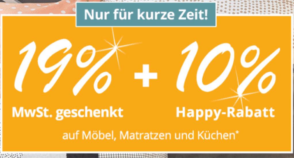 19 10 Rabatt Bei Mobel Hoffner Schnappchen Blog Mit