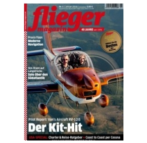 flieger magazin abo b