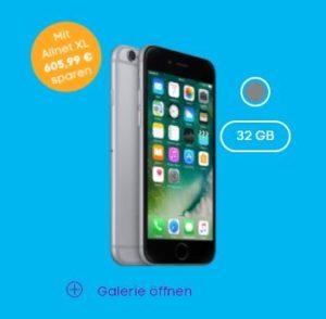 iphone 6 blau