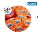 """""""Turnierpackung"""": 144 Durex Classic Natural Kondome nur 35,90€"""
