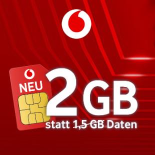 Vodafone Sim Karte Sperren.Vodafone Callya 2gb Volles Lte Fur 9 99 Ohne