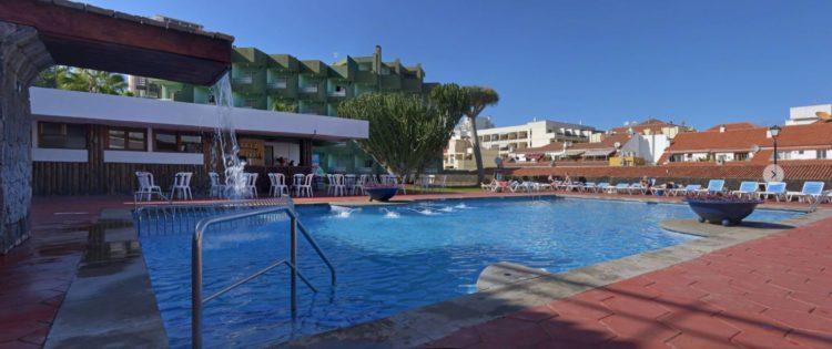 Dc Xibana Park Hotel Teneriffa
