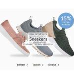 Engelhorn: 15% Rabatt auf Sneaker