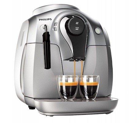 philips hd8651 31 kaffeevollautomat mit keramik mahlwerk f r 269 12 statt 345. Black Bedroom Furniture Sets. Home Design Ideas