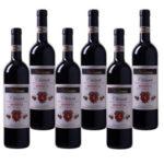 6er-Paket Rotwein Vallaresso - Chianti Riserva DOCG für 34,94€