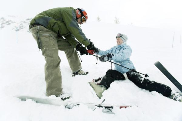 Ski Unfall Versicherung