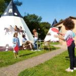 Freizeitpark Slagharen: 3-5 Tage im Wigwam oder Bungalow inkl. Zugang zum Park ab 99€