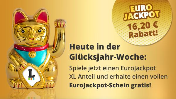 ziehung eurojackpot heute