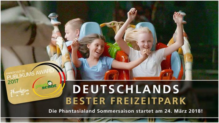 Phantasialand Freizeitpark