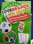 Ferrero Sammelaktion mit Prämien - Lovebrands WM 2018