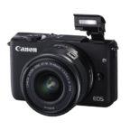 Canon EOS M10 spiegellose Systemkamera