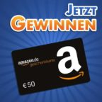 DD Gewinnspiel 50€ Amazon Gutschein