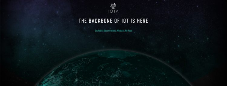 IOTA - Next Generation Blockchain