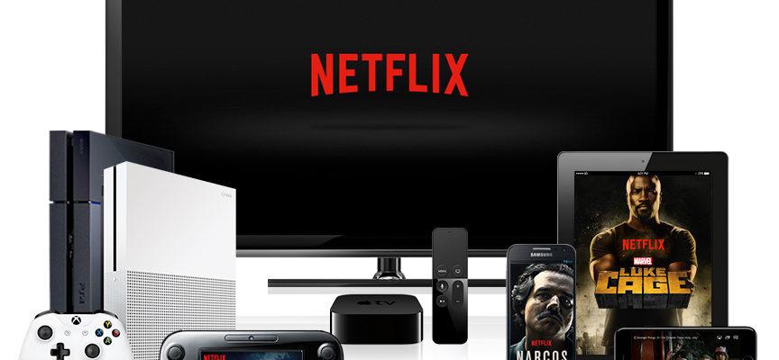 Netflix Geräte