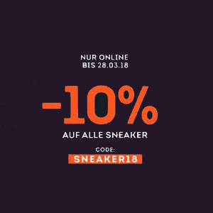 SportScheck_zehn_prozent_Sneaker