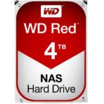 WD Red 4TB Festplatte NAS Hard Drive