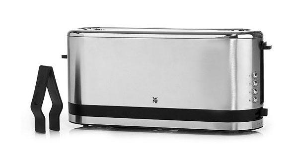 wmf k chenminis langschlitz toaster mit cromargan geh use. Black Bedroom Furniture Sets. Home Design Ideas