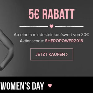Womensday_Hunkemoeller