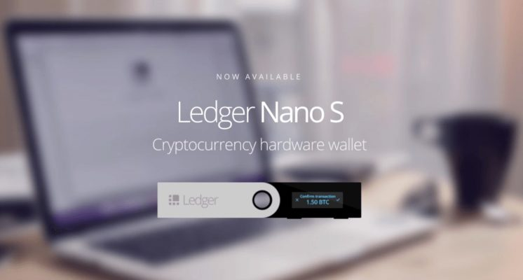 bitcoin-wallets Ledger Nano S