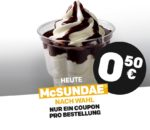 McSundae für 0,50€ - McDonald's Ostercountdown Tag 22