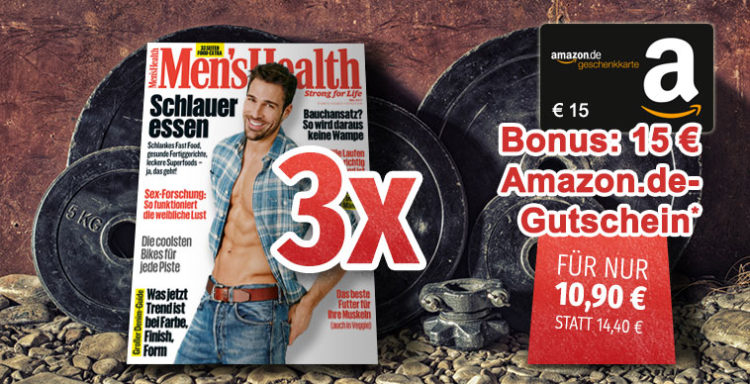 mens-health-bonus-deal-15-euro