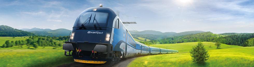 railjet-tschechische Bahn