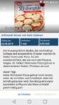 €0,50 Cashback für Dr. Oetker Ristorante bei Reebate