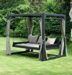 Home Deluxe Pavillon Provence mit Rattanbett für 735,99€