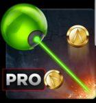 Kostenlose App: LASERBREAK 2 Pro (statt 3,39€)