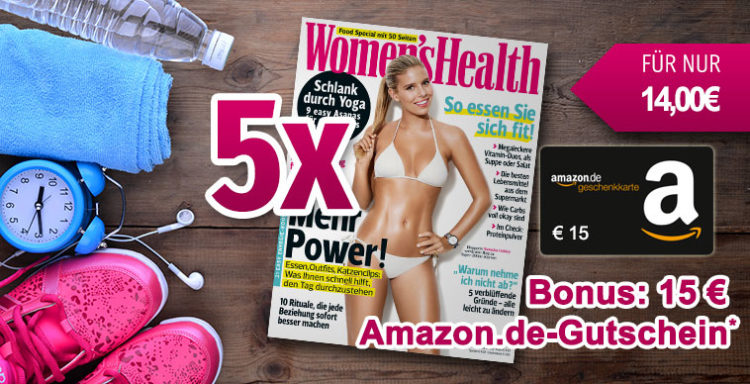 womens-health-bonus-deal-15-euro