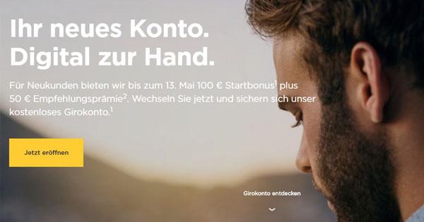 Top Bis Zu 150 Prämie Für Kostenloses Commerzbank Girokonto