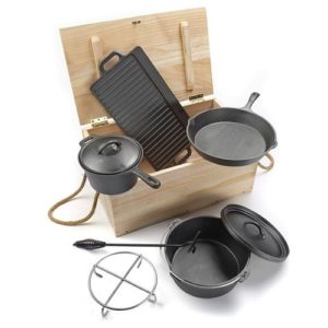Dutch Oven Set El Fuego