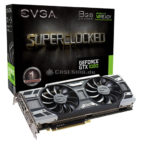 EVGA GeForce GTX 1080 SC Gaming Grafikkarte