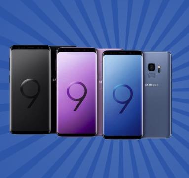 Gewinnspiel Samsung S9